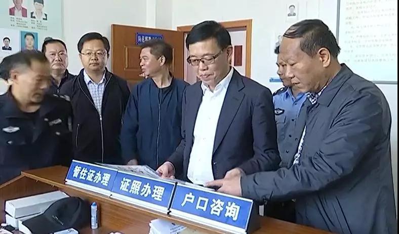 副市长马钟督导丁蜀镇扫黑除恶专项斗争工作